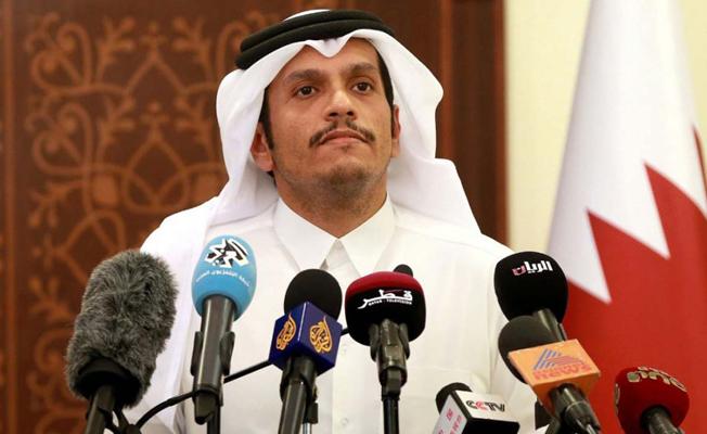 Katar: Türkiye'nin varlığı iki ülke işbirliğinin bir parçası