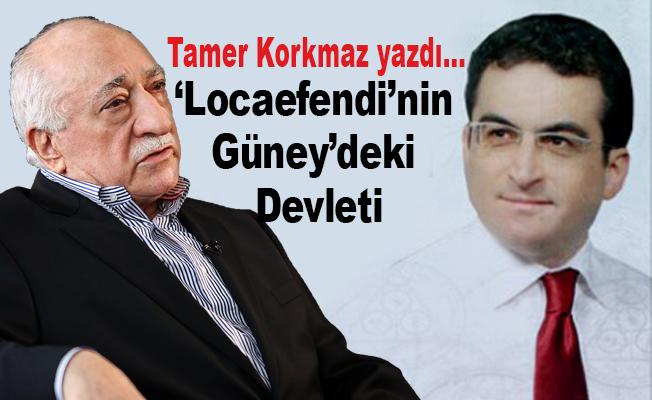 Tamez Korkmaz 'Locaefendi'yi yazdı