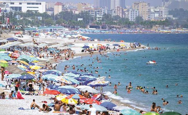 Turizm geliri yüzde 31 arttı 55