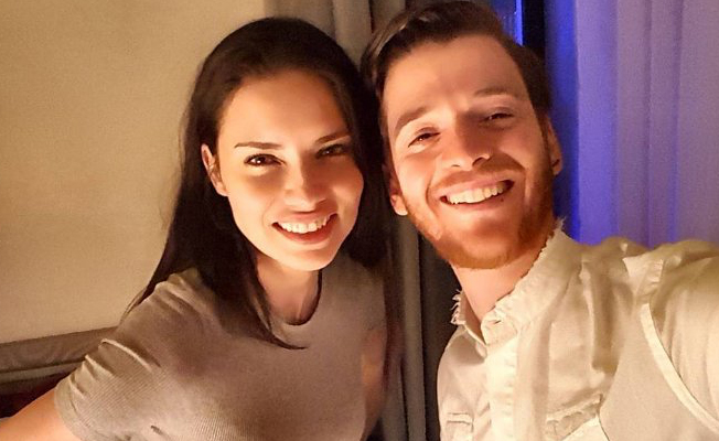 Adriana Lima'dan Metin Hara'ya sosyal medyadan mesaj