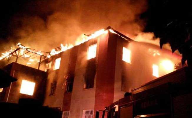 Aladağ Yurt Yangınını Araştırma Komisyonu Raporu Açıklandı