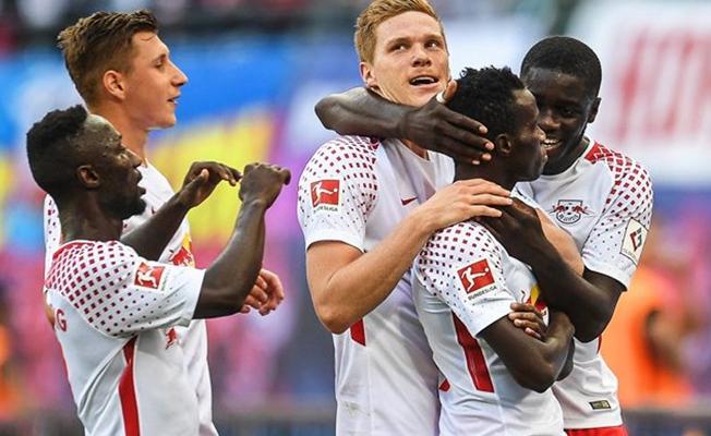 Almanya'ya transfer olan Bruma, haftanın golünü attı