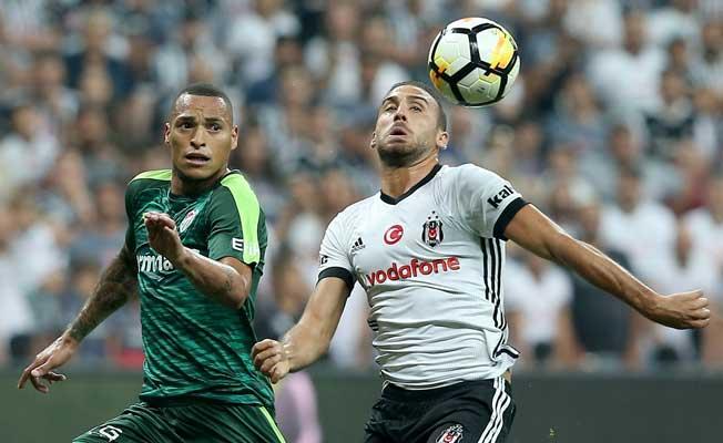 Beşiktaş ağırladığı Bursaspor'a puan vermedi