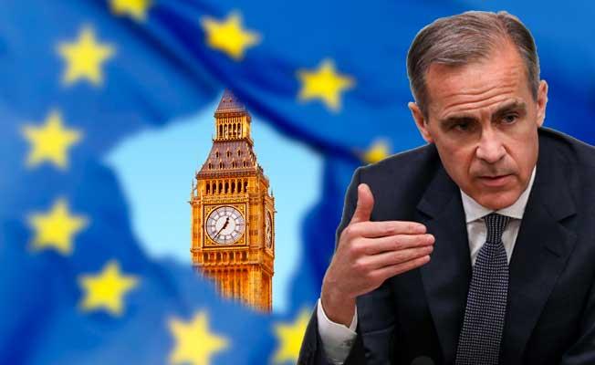Brexit belirsizliği yatırımları yavaşlatıyor