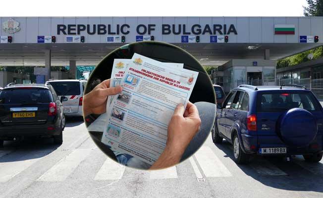 Bulgar polisinden tatilcilere uyarı broşürü