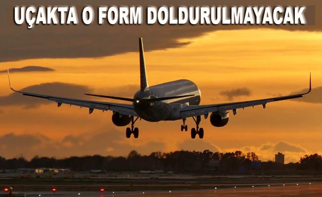 İngiltere'ye uçakla yolculuk yapanlar için dijital kolaylık!