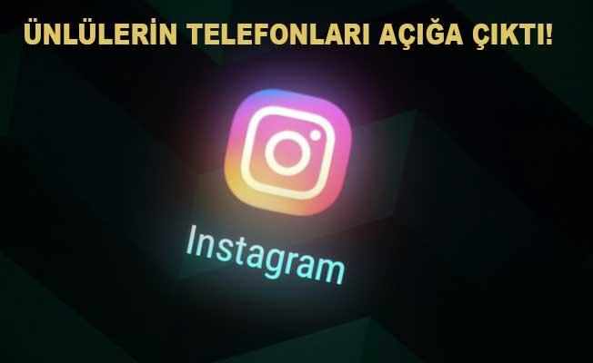 Instagram'da büyük güvenlik açığı!