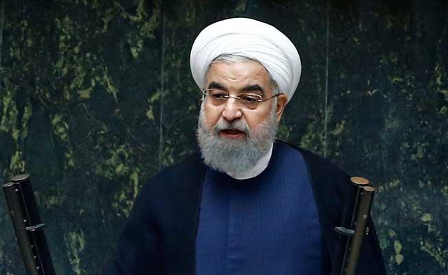 İran Cumhurbaşkanı Ruhani resmen göreve başladı