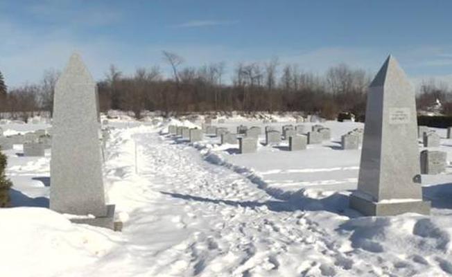 Kanada'da Müslüman mezarlığına izin çıktı