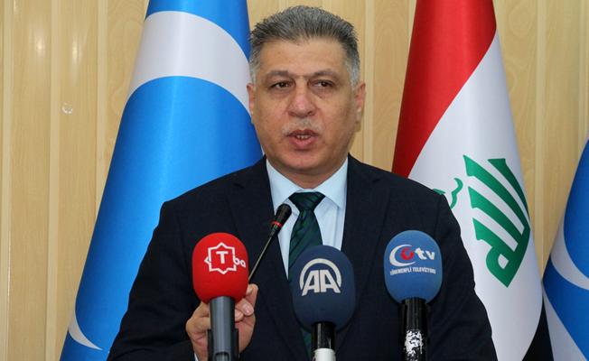 Kuzey Irak'ta Türkmenler olmadan anlaşma olmaz