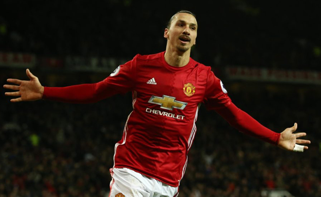 Manchester United'in Ibrahimovic kararı