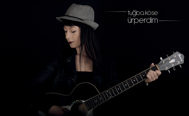 Tuğba Köse'den 'Ürperdim' albümü