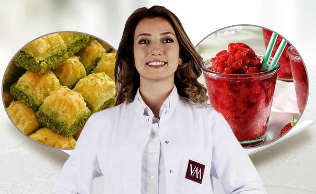 Uzmanından yazın en lezzetli tatlı tarifleri