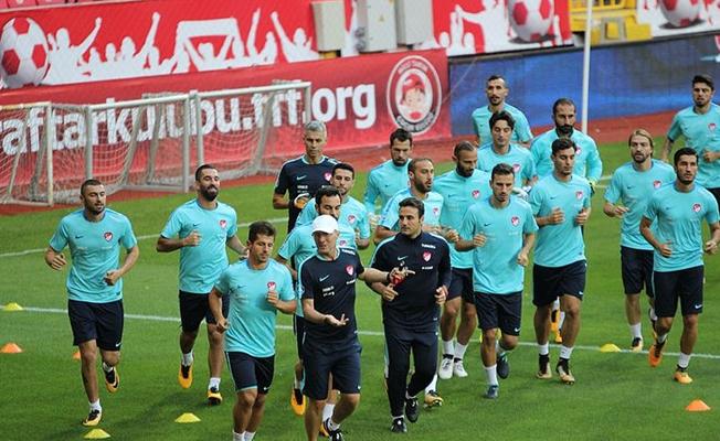 A Milli Takım'ın dünya kupası için önünde iki maçı kaldı