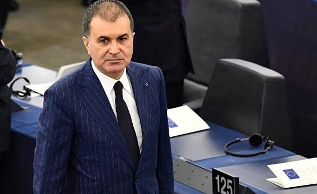 AB Bakanı Çelik Financial Times'a konuştu