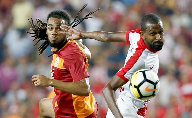 Antalyaspor, Galatasaray'la puanları bölüştü