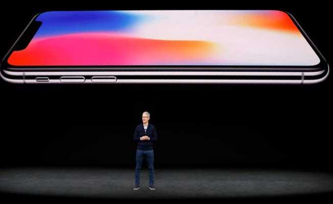 Apple'dan farklı tasarımıyla yeni telefon: iPhone X