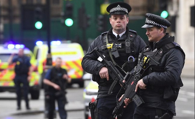 Birleşik Krallık'ta terör bağlantılı gözaltılarda rekor