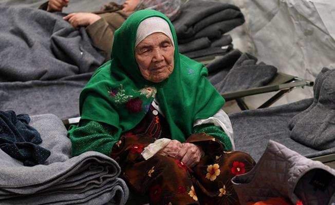 Dünyanın en yaşlı sığınmacısına Türkiye kapısını açtı