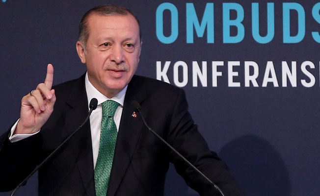 Erdoğan'dan çifte rest!