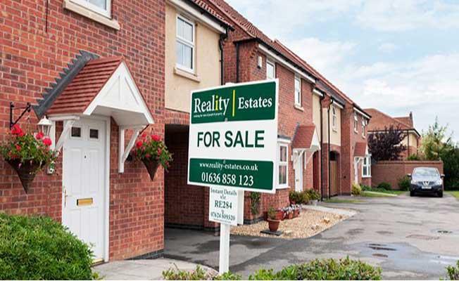 Ev fiyatlarındaki artış en yüksek seviyede