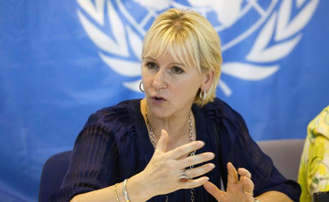 İsveç Dışişleri Bakanı: 'Türkiye AB kapılarını kapattı'