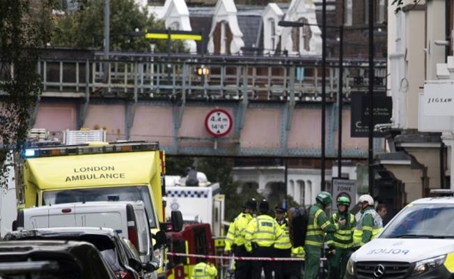 Londra'daki patlama ile ilgili 1 kişi gözaltına alındı!