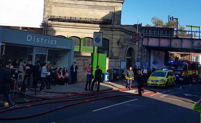Londra'daki patlama ile ilgili ikinci bir kişi gözaltına alındı
