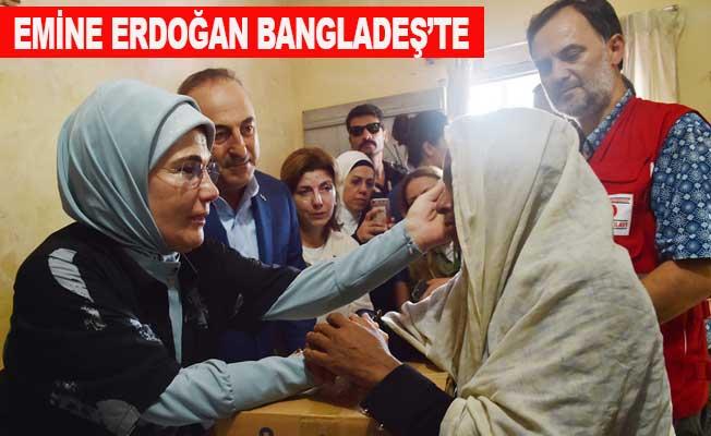 Türkiye'den Arakanlı Müslümanlara yardım eli