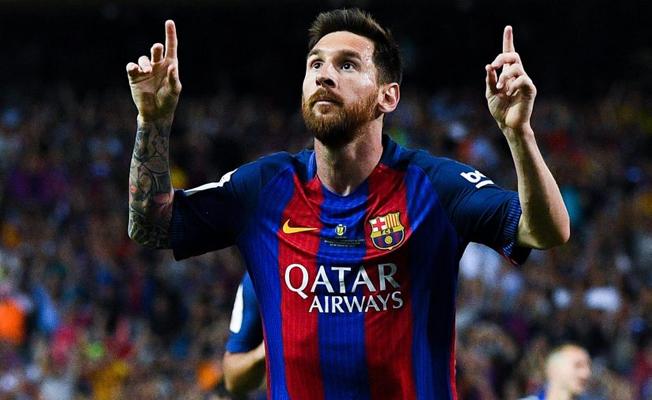 Ve Messi imzayı atıyor