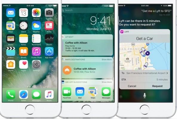Apple'dan iOS'a bir güncelleme daha