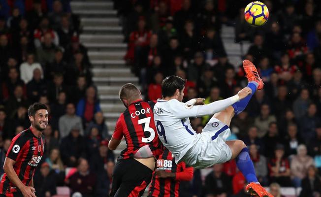 Chelsea tek golle kazandı