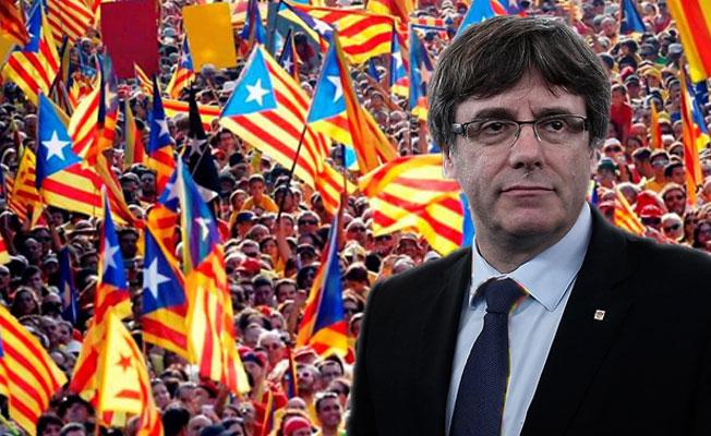 """Katalonya'da """"tek taraflı bağımsızlık"""" ilanı bekleniyor"""