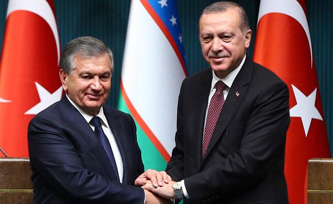Özbekistan ile Türkiye arasında 20 yıl sonra vuslat