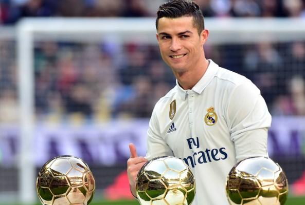 Ronaldo'dan müthiş başarı