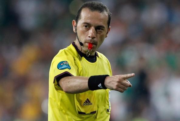 Süper Lig'de 8. hafta hakemleri belli oldu