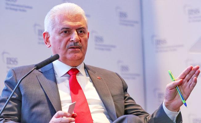 Yıldırım: Suriye'de insanlığın vicdanını ayakta tutan tek ülke Türkiye