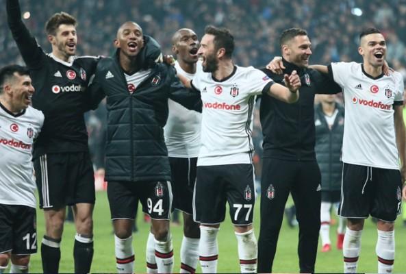 'Beşiktaş Avrupa'da çok saygı duyulan bir takım'