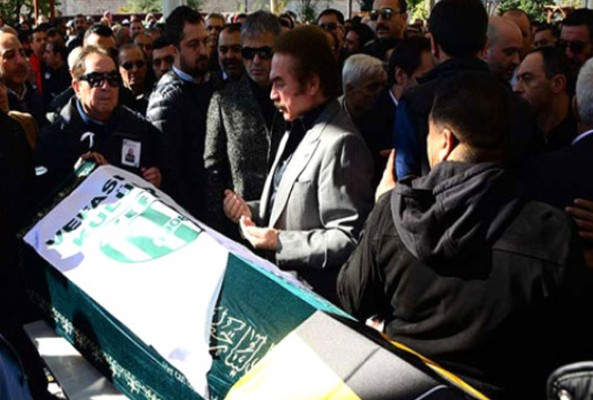 Hakan Altun'un babasının cenazesinde büyük ayıp!