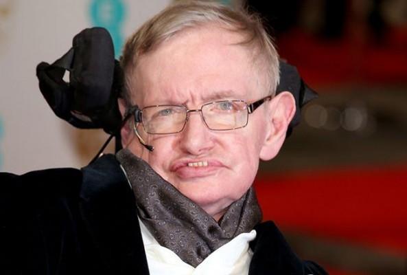 Hawking tarih verdi! Dünya alev topu haline gelebilir