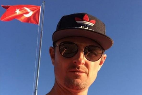 Justin Rose'dan Türk bayraklı paylaşım