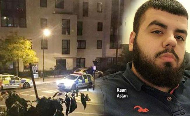 Kaan'ı Londra'da kalbinden bıçakladılar