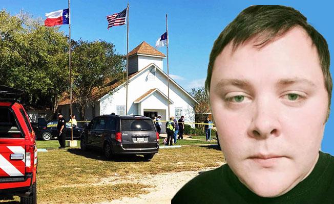 Kiliseye silahlı saldırı: 26 ölü