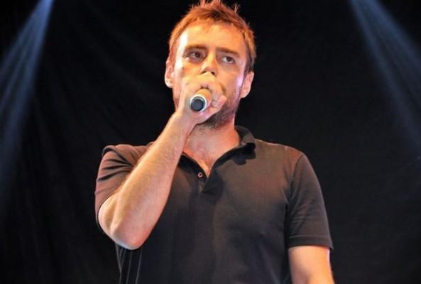 Murat Dalkılıç hırsızların gazabına uğradı