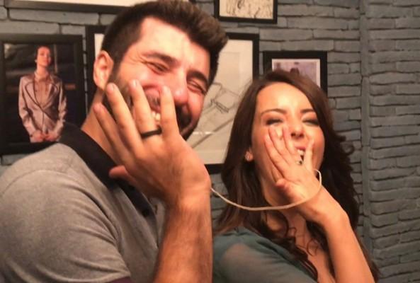 Nursel Ergin, Murat Akyer ile evlendi