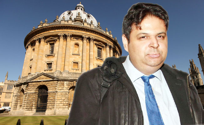 Oxford Üniversitesi'ne 'yetersiz eğitim' davası