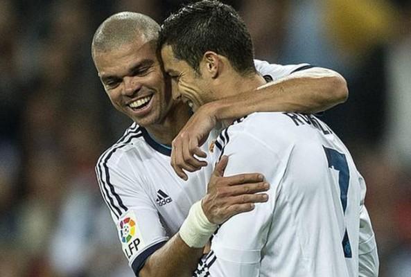 Pepe: Ronaldo'nun Beşiktaş'a gelmesini isterim