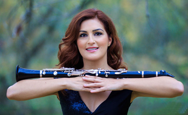 Türk Müzisyen Özlem Çelik, 'English Opera'da sahne alacak