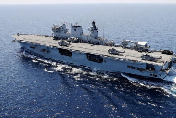 Türkiye, İngiliz gemisine talip oldu