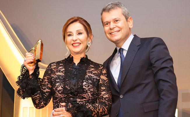 Türkiye'nin en başarılı kadın girişimcisi seçildi